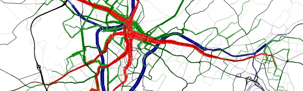 Prévision de la demande future des transports en commun