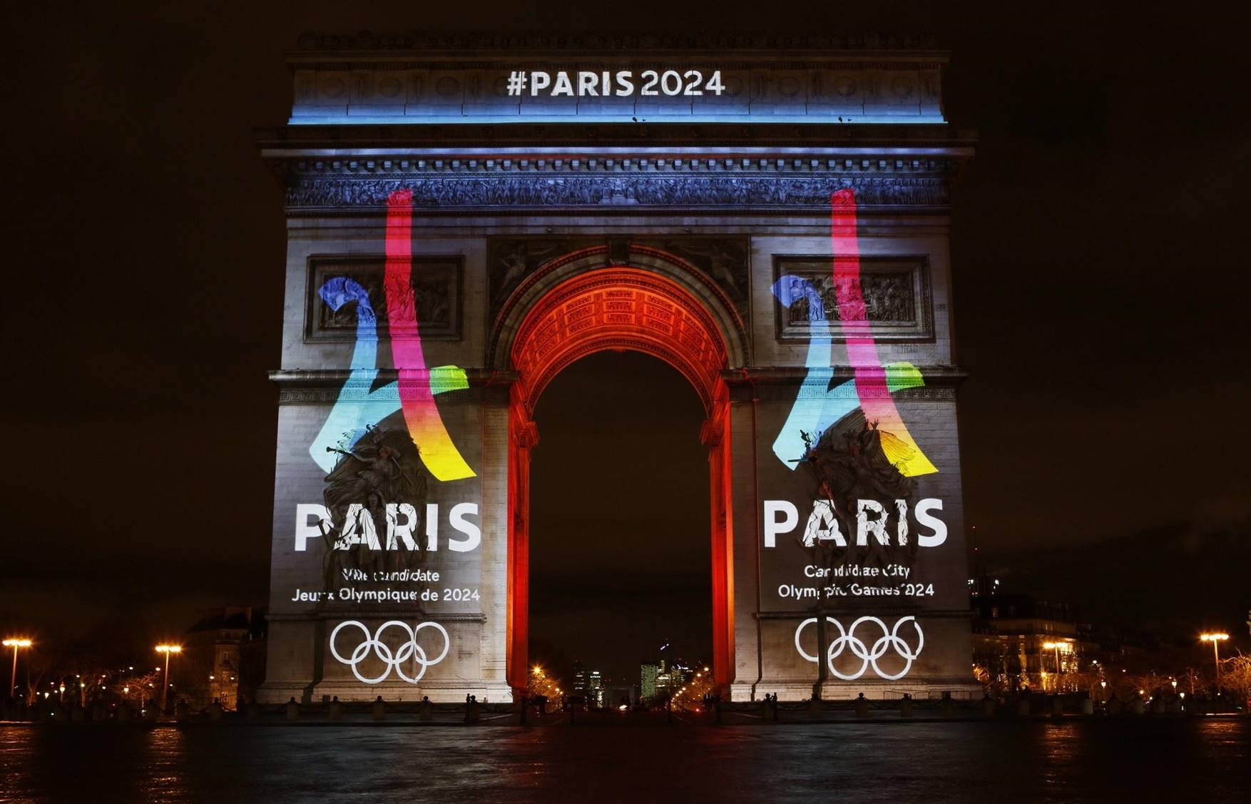 Paris 2024 Olympic Games : Paris keeps collaborating